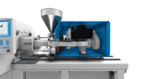 The new PX Agile series - Proven high-end plasticizing unit