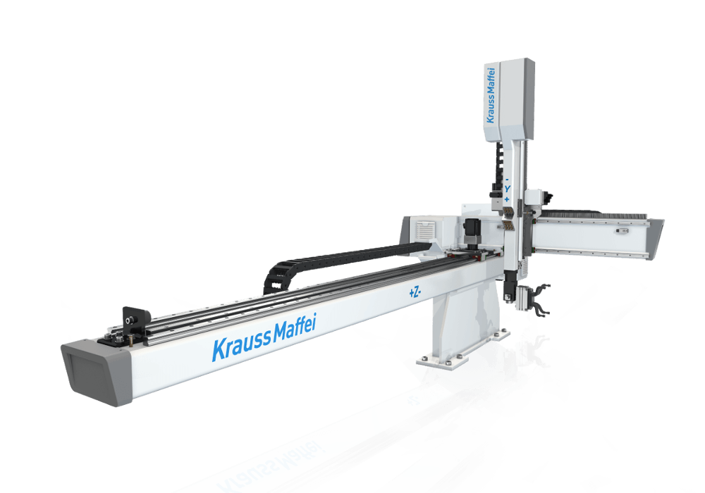 LRX Agile Linear Robot: Productive.Intuitive.Cost-effective.